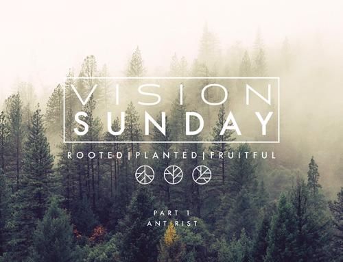 Vision Series 2021 – Part 1